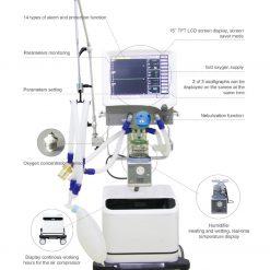 respirator technical opis