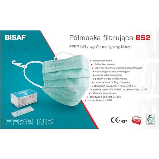 polmaska ffp2 bs2 nr bisaf